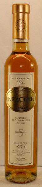 "Kracher Nr.5. Scheurebe Trockenbeerenauslese ""Zwischen den Seen"""