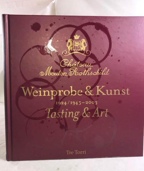 Mouton Rothschild Weinprobe & Kunst / Tasting & Art