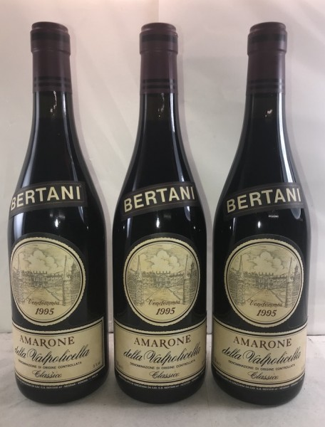 Amarone della Valpolicella Classico, Bertani