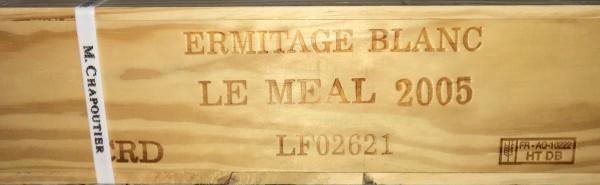 Ermitage Le Meal Blanc, M. Chapoutier