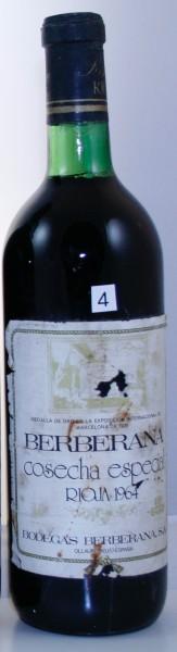Rioja Berberana Cosecha Especial