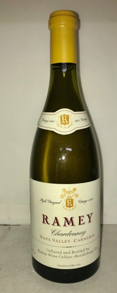 Ramey Hyde Vineyards Chardonnay