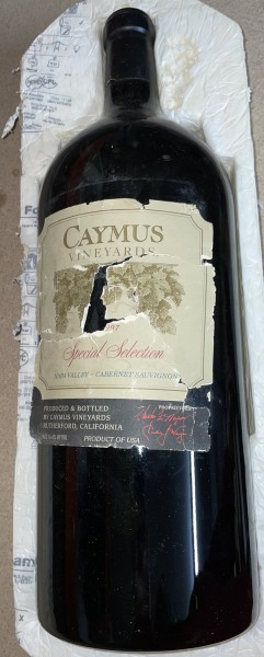 Caymus Special Selection 6 Liter
