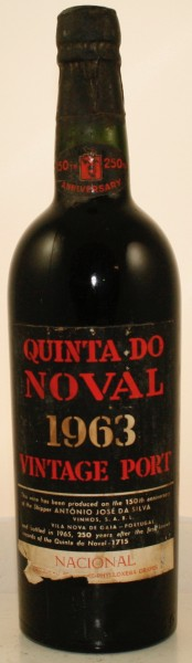 Quinta do Noval Nacional Vintage Port