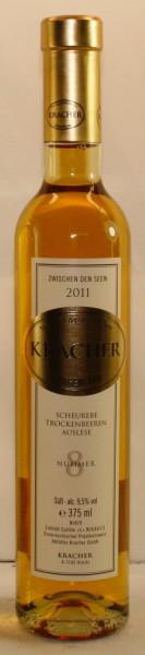 "Kracher Nr.8. Scheurebe Trockenbeerenauslese ""Zwischen den Seen"""