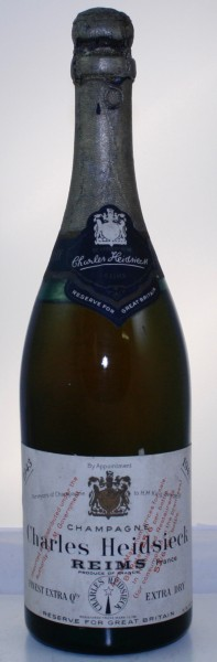 Charles Heidsieck, Extra Dry