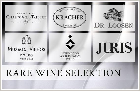 Rare Wine Selektion