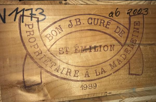 Château Cure Bon La Madeleine