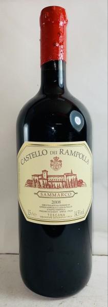 Sammarco, Castello dei Rampolla Magnum