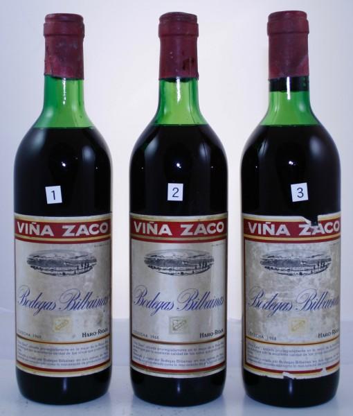Rioja Vino Zaco