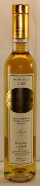 "Kracher Nr.5. Welschriesling Trockenbeerenauslese, ""Zwischen den Seen"""