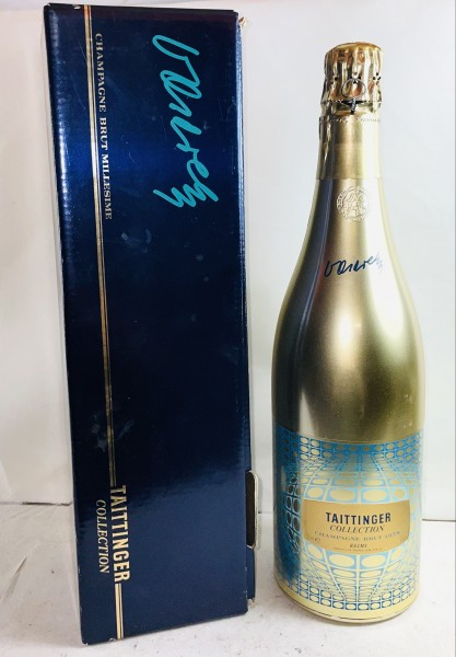 """Taittinger """"Collection Vasarely"""""""
