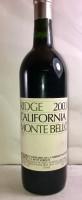 Monte Bello, Ridge Vineyards