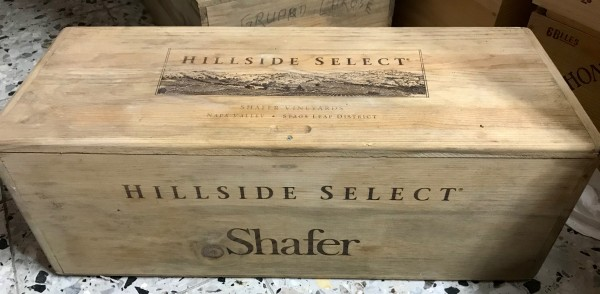 Shafer Hillside Select 6 L. Imperiale